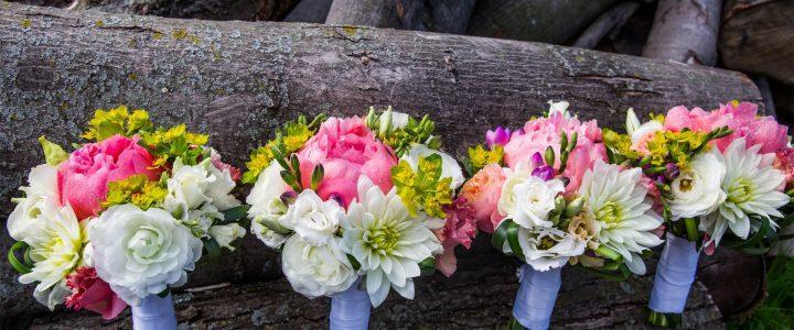 Inspiration: bouquets printaniers